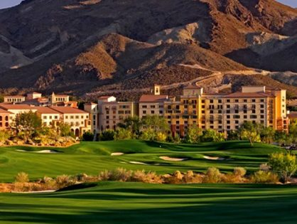 South Shore Golf Club The Village Lake Las Vegas