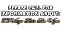 Call For Information About The Village